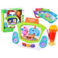 Interaktív karaoke gyerekeknek HOLA Karaoke Jukebox