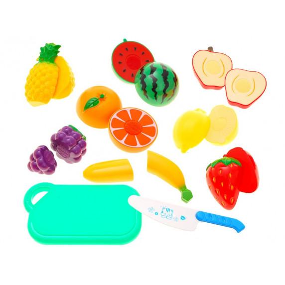 Inlea4Fun CUTTING FOOD Szeletelhető gyümölcsök  vágódeszkával