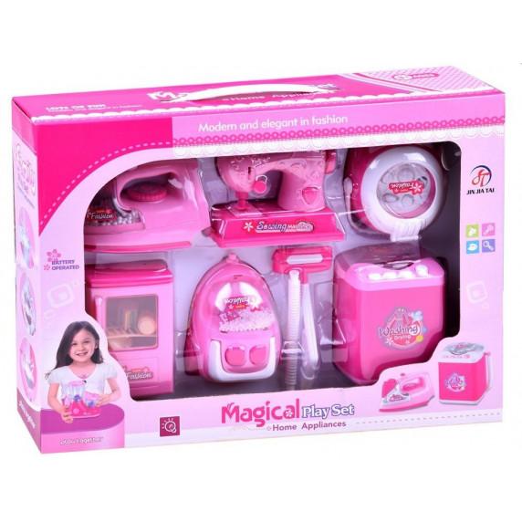 Inlea4Fun MAGICAL PLAY SET Háztartási eszközök gyerekeknek