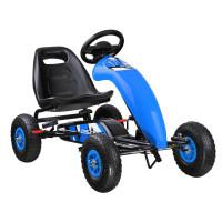 Pedálos Gokart Inlea4Fun SP0531 - kék