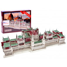 3D puzzle Magyar Országház CLEVER&HAPPY - 237 darabos Előnézet