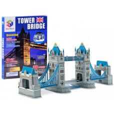 3D puzzle Tower Bridge MAGIC PUZZLE - 41 darabos Előnézet