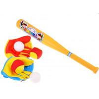 Baseball játékszett  3in1 SP026