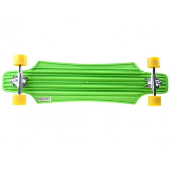 Longboard gördeszka HUDORA CruiseStar - zöld