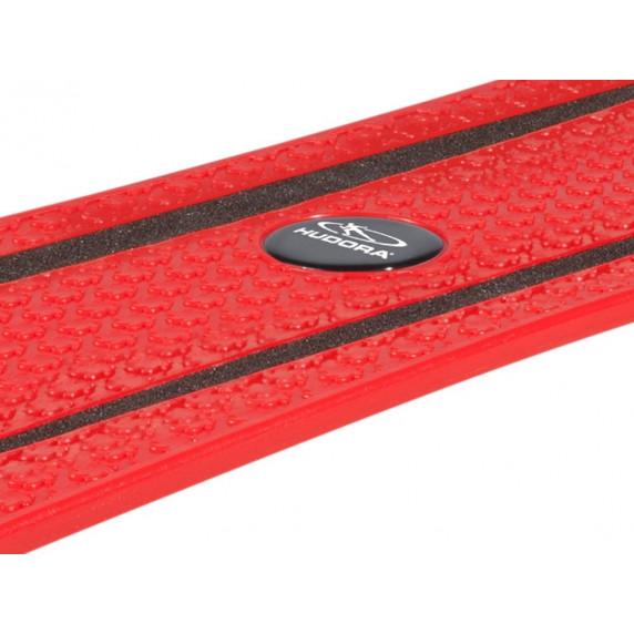 Hudora CruiseStar Longboard gördeszka - piros