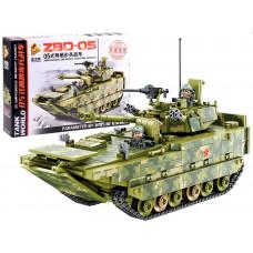 Építőjáték ZBD-05 TIP. tank