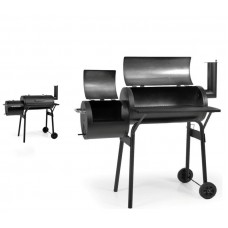 AGA kerti grill füstölővel 30040  Előnézet