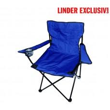 ANGLER PO2431 Blue kemping szék Előnézet