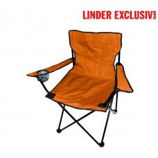 ANGLER PO2468 Orange kemping szék Előnézet