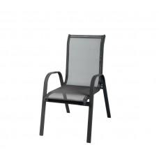 Linder Exclusiv STAPEL MC330866 Black kerti szék Előnézet