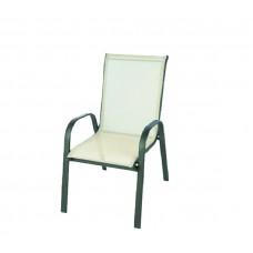 Linder Exclusiv STAPEL MC330869 Beige kerti szék Előnézet