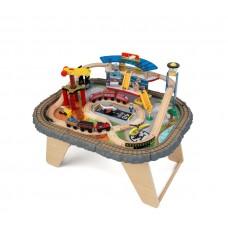 Kidkraft Játék Mini terepasztal járművekkel Előnézet