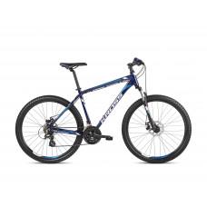 """KROSS MTB Hegyi kerékpár HEXAGON 3.0 19"""" M 2021 - fényes kék / fehér Előnézet"""