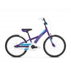 """KROSS Gyerek kerékpár Mini 5.0 10"""" 2019 - fényes lila / kék Előnézet"""