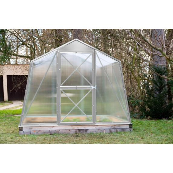 LanitPlast üvegház DODO BIG 8x7 (4 mm)
