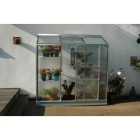 VITAVIA IDA üvegház 1300 PC 6 mm - ezüst