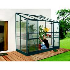 VITAVIA IDA üvegház 3300 PC 4 mm - zöld Előnézet