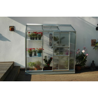 VITAVIA IDA üvegház 1300 PC 4 mm - ezüst