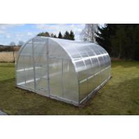 LANITPLAST üvegház KYKLOP 3x8 m PC 4 mm