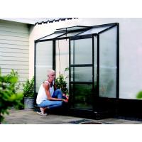 VITAVIA IDA üvegház 1300 PC 4 mm - zöld