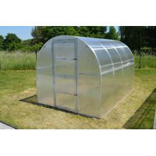 LANITPLAST üvegház KYKLOP 2x3 m PC 4 mm Előnézet