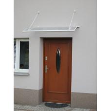 LANITPLAST bejárati tető TURKUS 140/85 - Fehér Előnézet