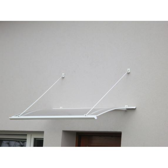 LANITPLAST bejárati tető TURKUS 140/85 - Fehér