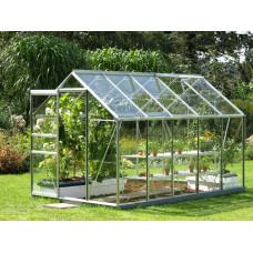LanitGarden üvegház átlátszó üveggel VITAVIA VENUS 6200 3 mm - Ezüst Előnézet