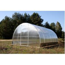 LANITPLAST üvegház VOLHA 3,3 x 10 m PC 4 mm Előnézet