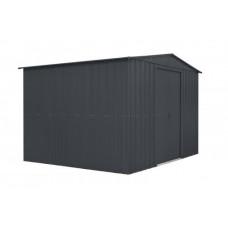 Kerti tároló ház tetőablakkal GLOBEL 108 - Antracit Előnézet