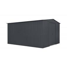 Kerti tároló ház tetőablakkal GLOBEL 1012 - antracit Előnézet