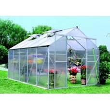 LanitPlast üvegház PLUGIN 8x12 ezüst Előnézet
