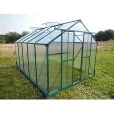 LanitPlast üvegház PLUGIN 8x14 zöld Előnézet