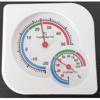 LANITPLAST Analóg hőmérő és páratartalommérő 2az1-ben