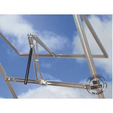 PROFI automatikus ablaknyitó üvegházhoz Előnézet