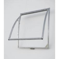 Tetőtéri szellőző ablak LANITPLAST DNYEPER 2,10 üvegházhoz Előnézet