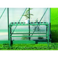 LANITPLAST alumínium állvány polccal 126x50 - Zöld