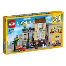 LEGO Creator - Kertvárosi villa 31065 Előnézet