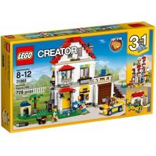 LEGO Creator - Családi villa 31069 Előnézet