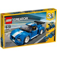 LEGO Creator -  Turbó versenyautó 31070