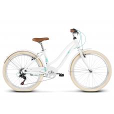 """LE GRAND Junior Gyerek kerékpár Pave Jr 14"""" 2020 - fehér Előnézet"""