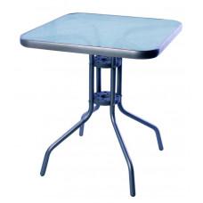 BISTRO 60 x 60 x 70 cm MC33081 kerti asztal Előnézet