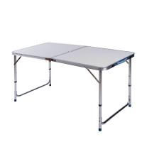 Alumínium asztal 120x60x70 cm Linder Exclusiv PICNIC MC330872