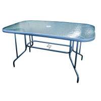 Linder Exclusiv MILANO MC33083 kerti asztal 110x70 cm