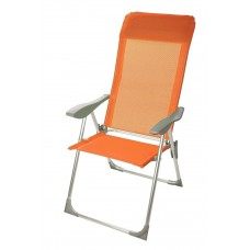 Linder Exclusiv 5-WAY MC372211O Orange napozószék Előnézet