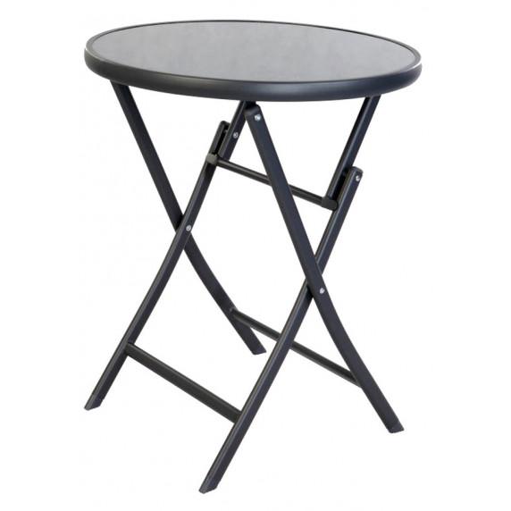Linder Exclusiv BISTRO MC330851DG kerti asztal 71x70 cm