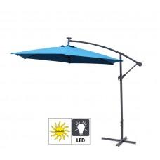 Aga EXCLUSIV 300 cm LED Light Blue függő napernyő Előnézet