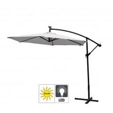 Aga EXCLUSIV 300 cm LED White függő napernyő Előnézet
