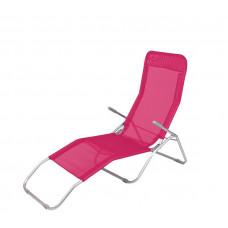 Linder Exclusiv SIESTA MC372171PI napozóágy - Rózsaszín Előnézet