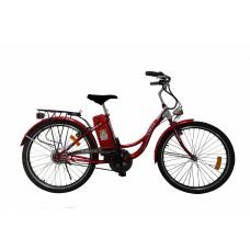 """Lofty-8 Lithium LI-ON 26"""" 36V Női Litiumos Elektromos Kerékpár Előnézet"""